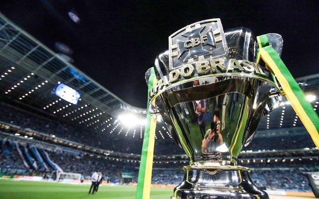 Estão definidas as Quartas de finais da Copa do Brasil2018